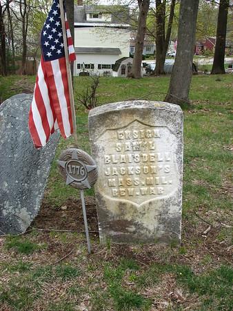 Samuel Blaisdell Grave