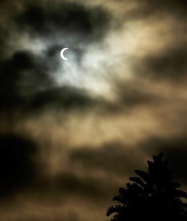 Partial Solar Eclipse 5-20-12