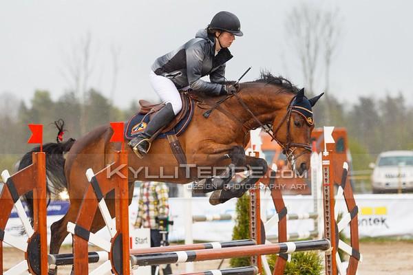 Parkuur 17: handicap 100/110 cm, (4-5a hobused)