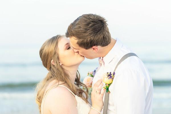 Chyenne's Sandbridge Virginia Wedding