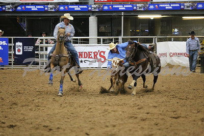 STEER WRESTLING Saturday September 30