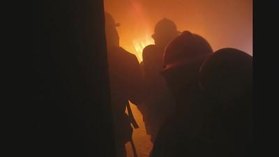 Fire Class 19-2 Flashover Training