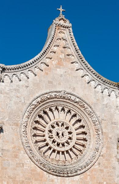 Ostuni Cathedral, Puglia, Italy