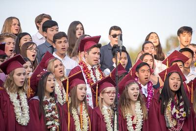 LCHS Graduation - Class of 2017