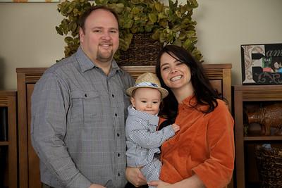 2011-04-24 Easter Family Shots