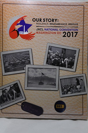 7-6-2017 JACL Natl Convention - Smithsonian Reception