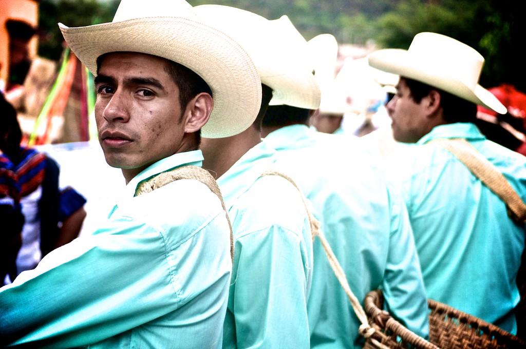 La Huasteca - Guelaguetza - Oaxaca, Mexico