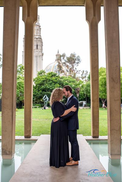 Lindsay + Anthony | Windansea Engagement Session | San Diego Wedding Photographer