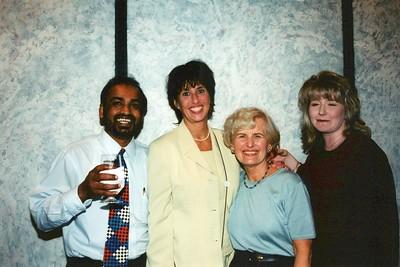 6-19-2000 TCA Board @ Tivoli Restaurant, Arlington, VA