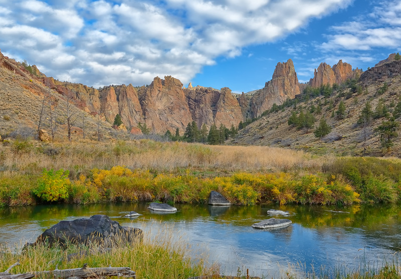 Crooked River at Smith Rock