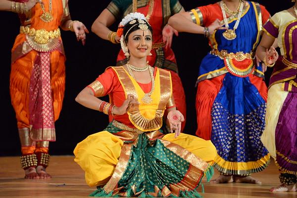 Bharatanatyam Dance Extravaganza