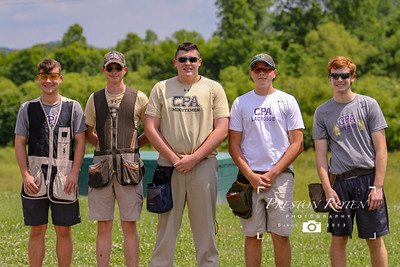 CPA Minutemen Trap Tournament 2018