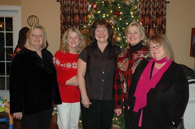 Komando Christmas Party 2008