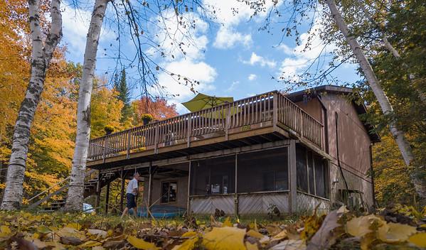 Doug Ziegler's BoshKung Lake Cottage in Halliburton Highlands