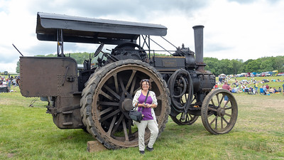 Wiston Steam Ralley