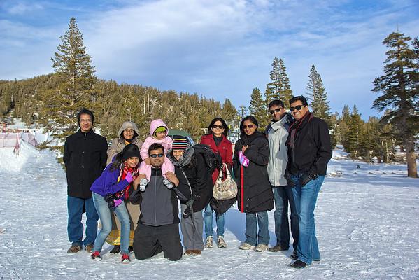 Tahoe - Christmas, 2011