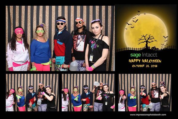 Sage Intacct Happy Halloween 10.31.18