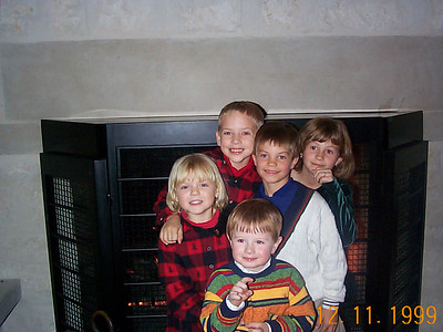 Christmas at Roughcreek, 1999