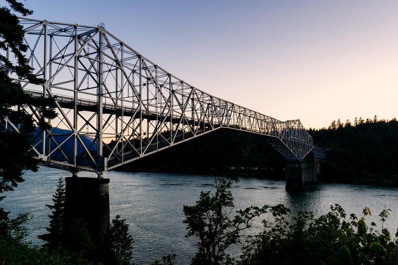 Bridge of the Gods, Cascade Locks, Oregon