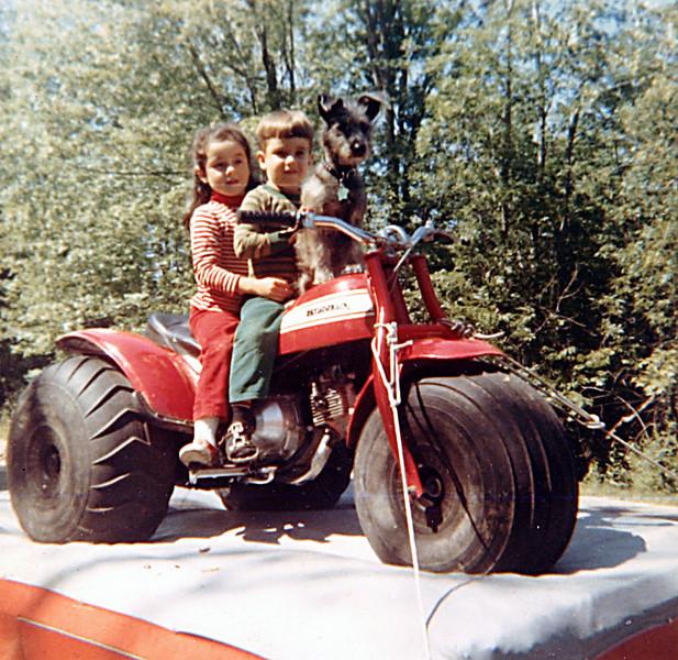 Jeff and Sherry on Atv.JPG