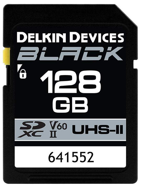 Delkin Black - Virtually unbreakable
