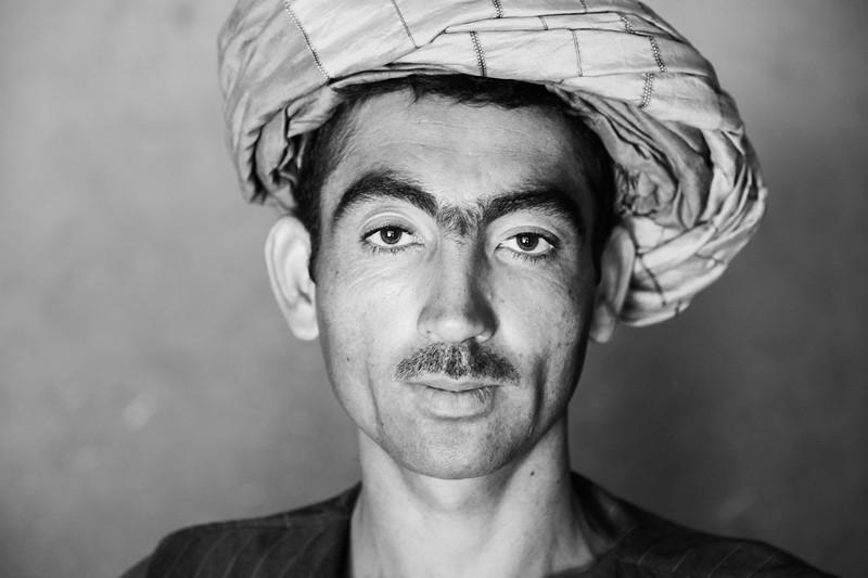 Central Asia Portraits