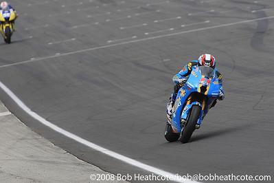 2008 MotoGP Laguna Seca - All