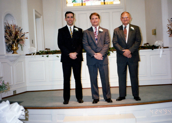 1994 Whitman Wedding