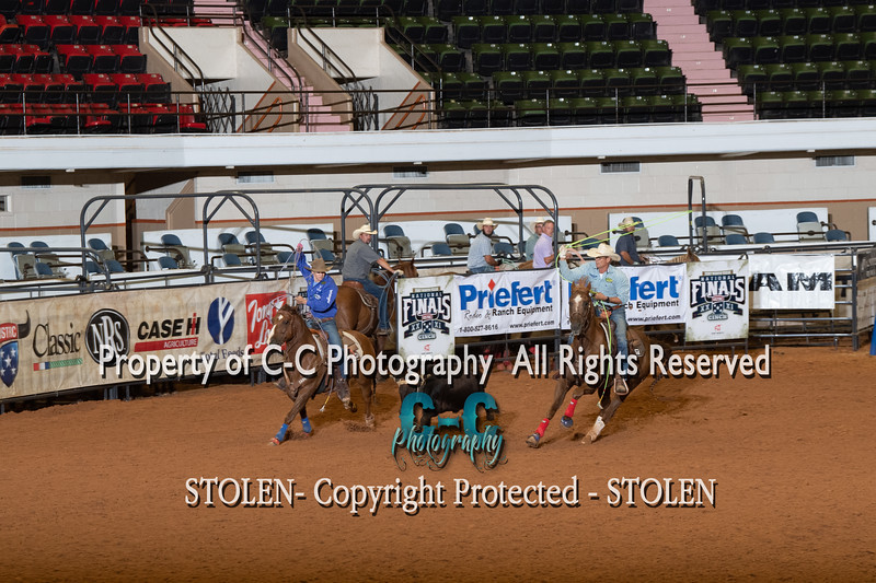Wednesday 9th  USTRC Finals 2020 Fort Worth TX