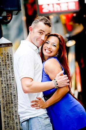 Ruthie and Tom Shibuya