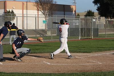 Baseball - Boys' Varsity vs Bentley - March 26, 2009