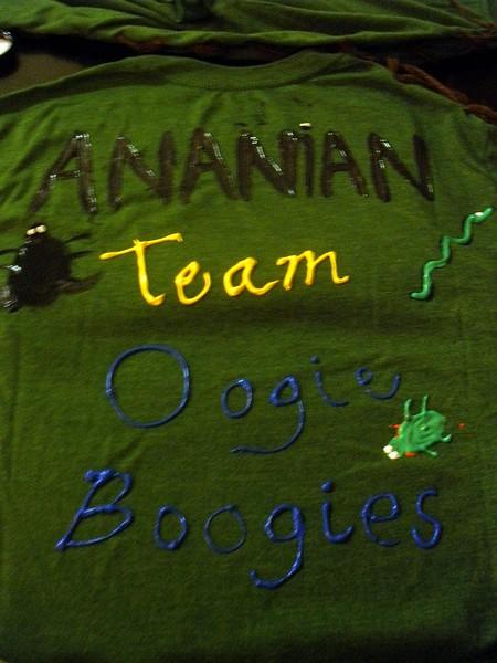 Team 154: Team Oogie Boogies