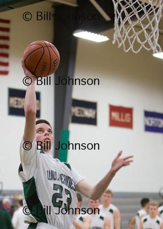 B V Basketball Medfield v Westwood 2_7_13