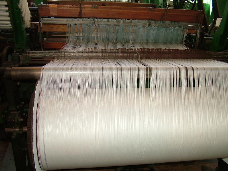 Cotton Loom - Boott Cotton Mill - Lowell, MA