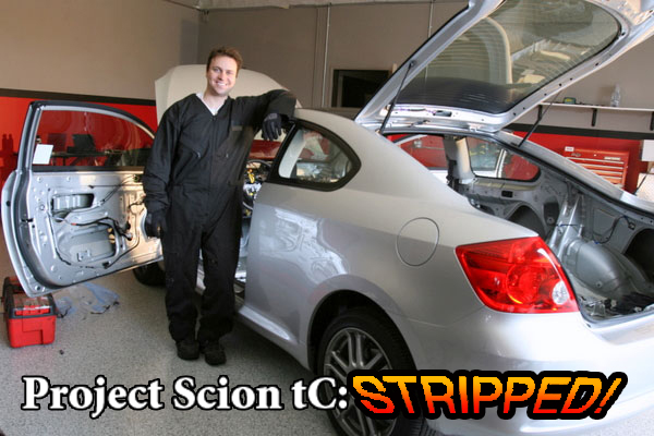Project Scion TC