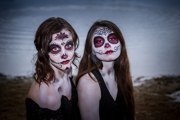 Dia de los Muertos - Photo shoot