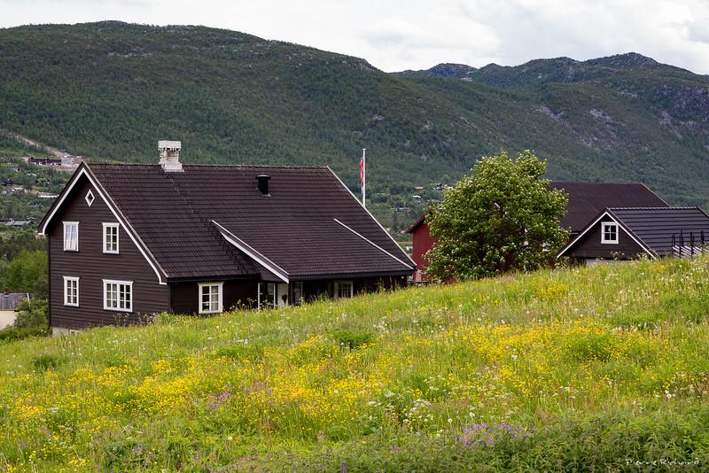 Paysages Norvègiens
