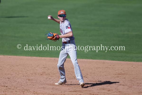 JV Baseball vs Roosevelt 040919