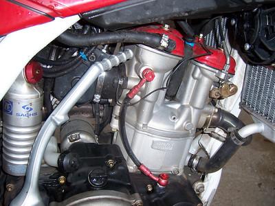 Husky TE450