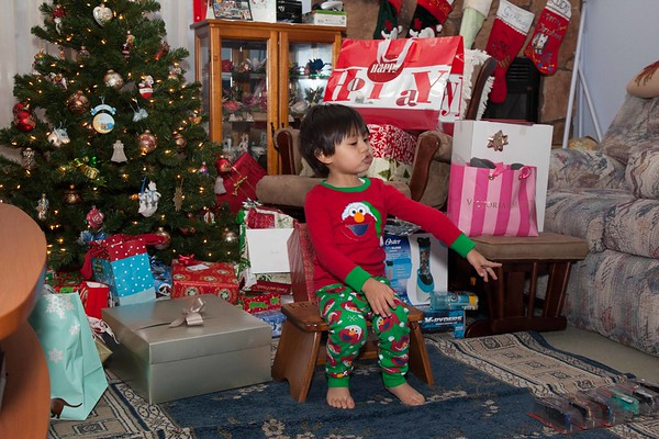 Brendon Christmas 2012