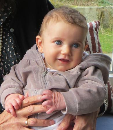 Tess at 16 weeks