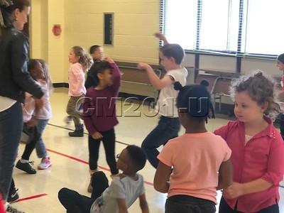 Kindergarten 50's Day Sock Hop