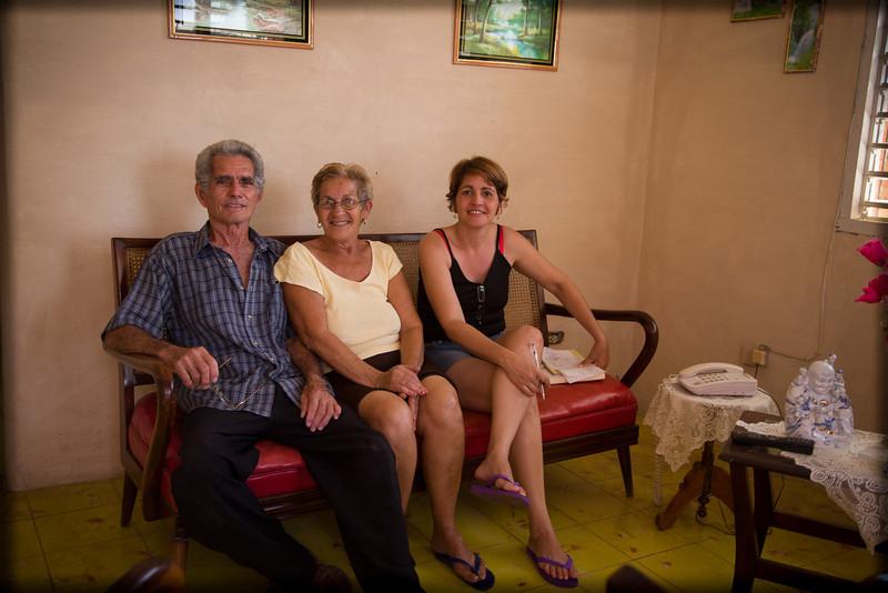 My Trinidad family