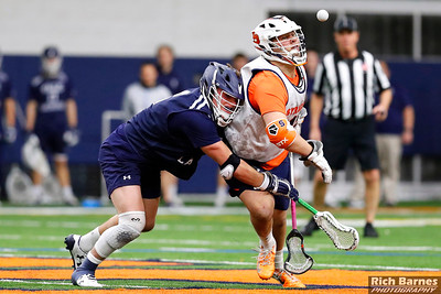 NCAA MLax (Scrim): Yale at SU; 2/2/19