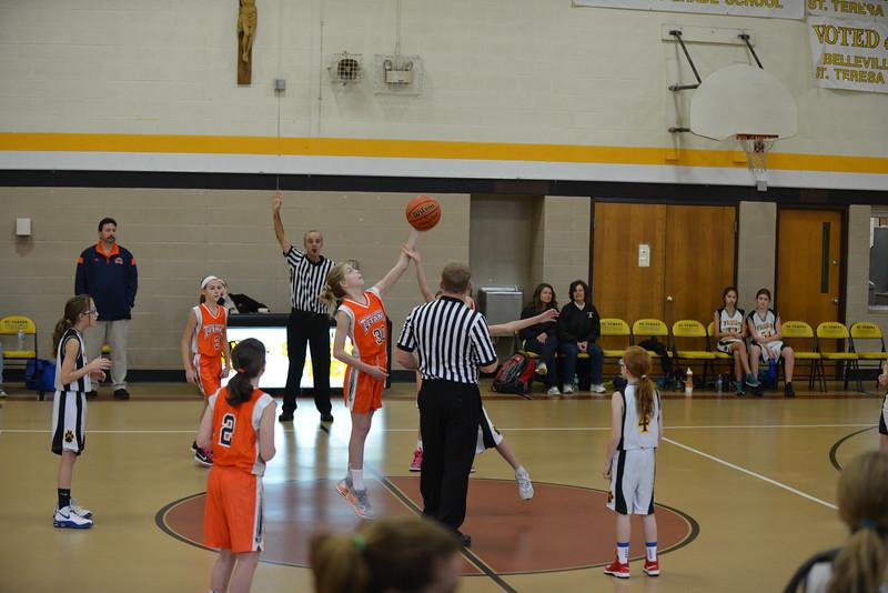 5th Grade Girl's Basketball