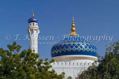 Mosques, Various, Muscat