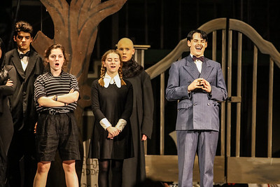 The Addams Family - Opening Act