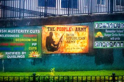 Ireland - Derry, Giant's Causeway & Carrick-A-Rede