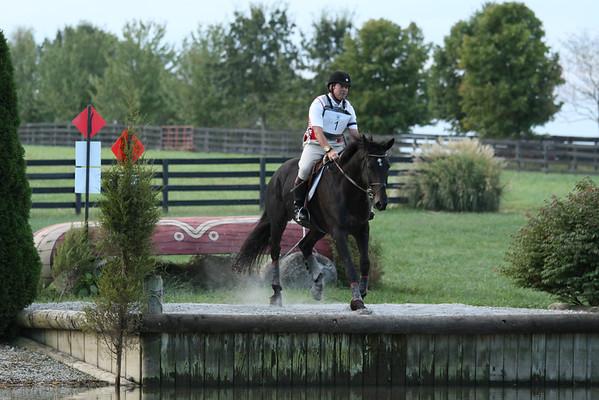 Flying Cross Horse Trials Sept 2012