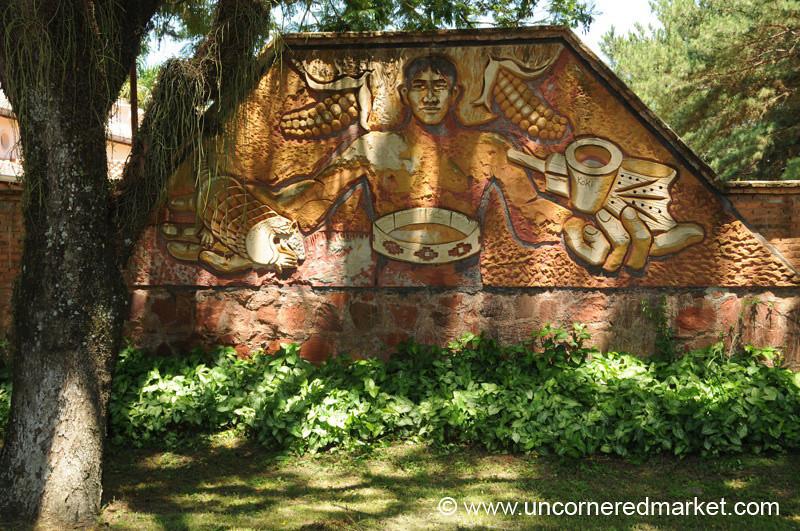Guarani Man of Plenty - San Ignacio, Paraguay